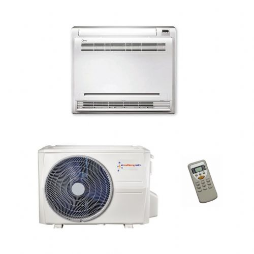 Easyfit Air Conditioning KFR-37CIW/X1c Floor Console Inverter Heat Pump (3.5Kw/18000Btu) 240V~50Hz